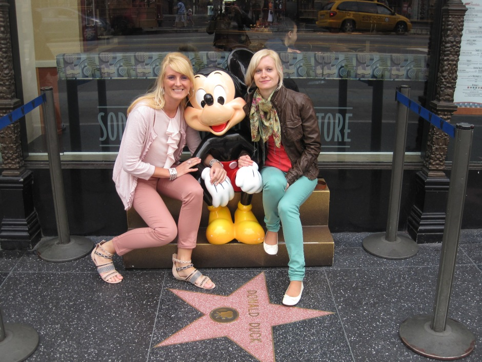 Micky Mouse Hollywood