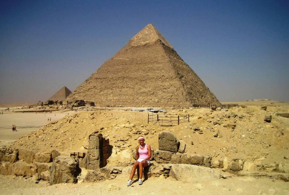 Pyramids Gizeh Kairo Egypt