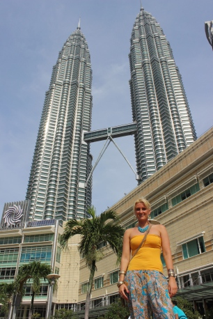 Kuala Lumpur, Malaysia, Petronas Towers