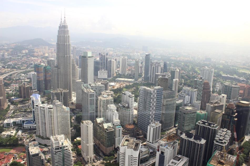 Kuala Lumpur, Television Tower, Skyline Malaysia