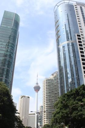 Kuala Lumpur, Televison Tower, carrieslifestyle, Skyline Malaysia