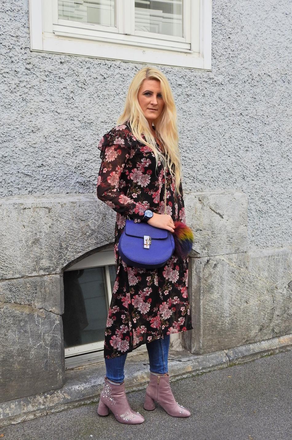 Velvet-Booties-Shoes-Shoelover-Shoeaddict-Tunika-Blouse-Chloe-Drew-Bag-carrieslifestyle-Tamara-PRutsch